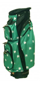 Shamrock Cart Bag