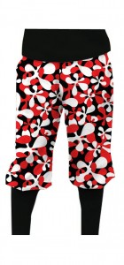 Fire Coral StretchTech Knickerbockers MTO