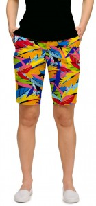 Foliage StretchTech Women's Bermuda Short MTO