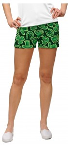 Fore Leaf Clover StretchTech Women's Mini Short MTO