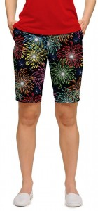 Grand Finale StretchTech Women's Bermuda Short MTO