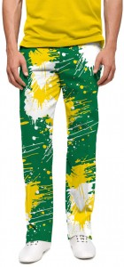 Green & Gold Paint Men's Trouser MTO