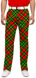 Holiday Tartan StretchTech Men's Trouser MTO