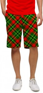 Holiday Tartan StretchTech Men's Short MTO