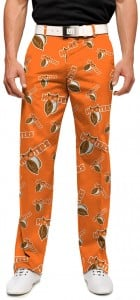 Hooters Orange StretchTech Men's Trouser MTO