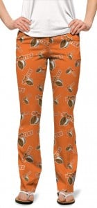 Hooters Orange StretchTech Women's Capri/Trouser MTO