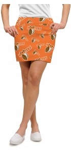 Hooters Orange StretchTech Women's Skort/Skirt MTO