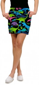 Jurassic Golf StretchTech Women's Skort/Skirt MTO