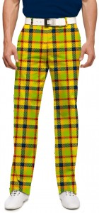Margarita Plaid StretchTech Men's Trouser MTO