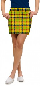 Margarita Plaid StretchTech Women's Skort/Skirt MTO
