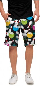 Gutter Ball StretchTech Men's Short MTO