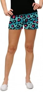 Neon Cheetah StretchTech Women's Mini Short MTO
