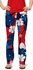 Poppy Fields StretchTech Women's Capri/Pant MTO