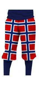 Norway Flag Knickerbockers MTO