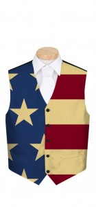 Old Glory StretchTech Men's Waistcoat MTO