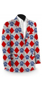Pabst Blue Ribbon StretchTech Men's Sport Coat MTO