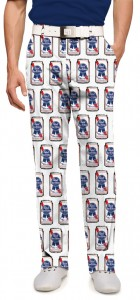 Pabst Blue Ribbon Cans Men's Trouser MTO