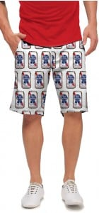 Pabst Blue Ribbon Cans Men's Short MTO