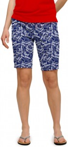 PBR Blue Ribbons Women's Bermuda Short MTO