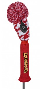 Red Tooth Hybrid Knit Head Cover