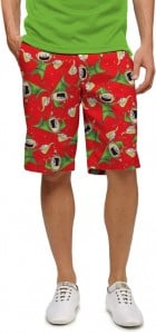 Santa's Little Helpers StretchTech Men's Short MTO