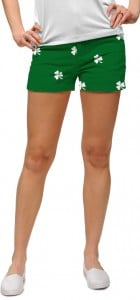 Shamrocks Women's Mini Short MTO