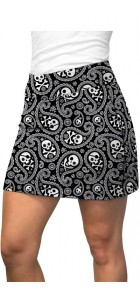 .Shiver Me Timbers Women's Active Skort