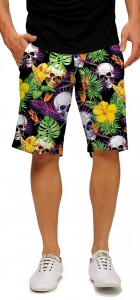 Skull Grotto StretchTech Men's Short