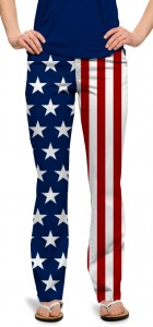 Stars & Stripes StretchTech Women's Capri/Pant MTO