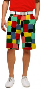 Technicolor Dream Men's Short MTO